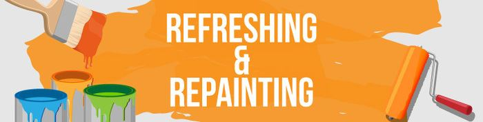 Refreshing & Repainting – DIY Tips