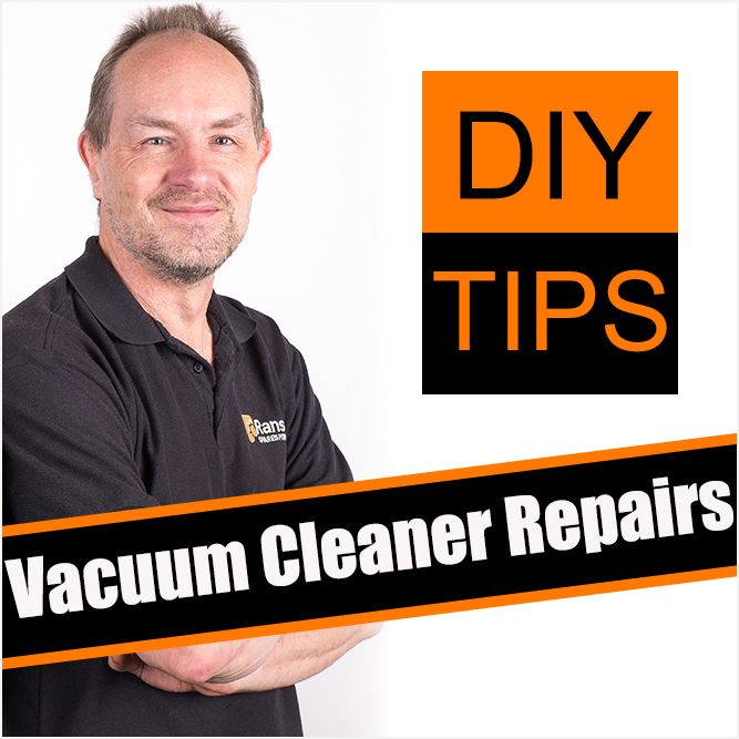 vacuum cleaner repair tips – Kevin and Tony the Ransom Spares appliance repair experts