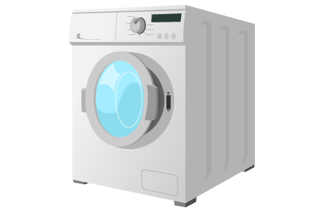 washing machine making clicking noise