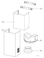 electrolux efc60001x 94249009600 cooker hood spares parts rh ransomspares co uk