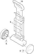 Karcher K2 99-PLUS EU (1 421-300 0) Pressure Washer Spares