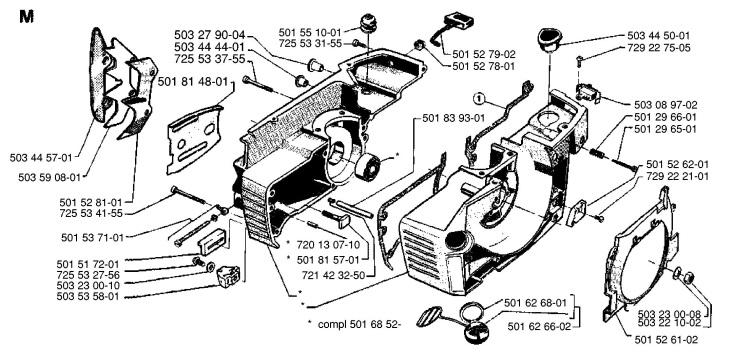 husqvarna 501 engine diagram wire data u2022 rh coller site Rotary Engine Cars Rotary Engine Parts