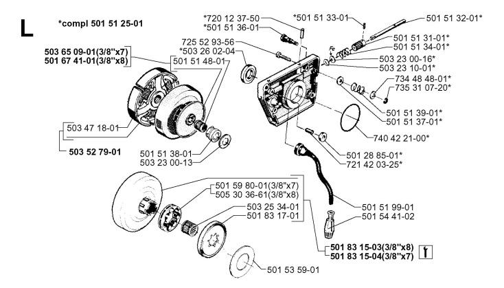 husqvarna 235 repair manual