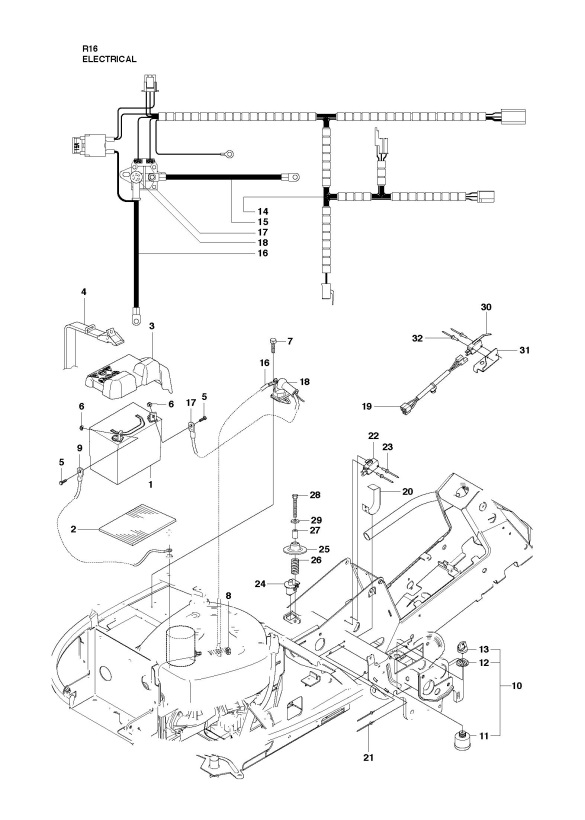 Electrical Plan Parts