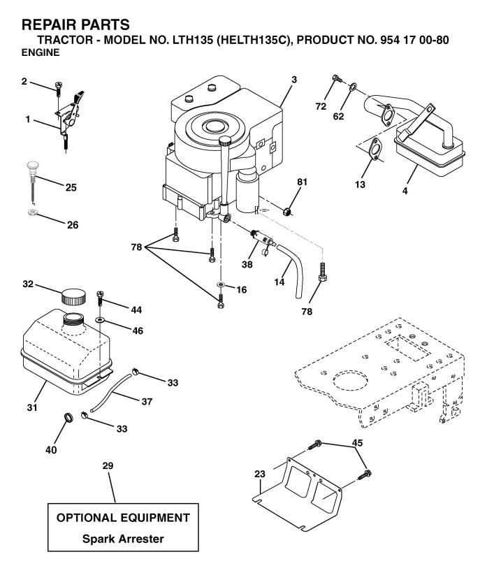 Husqvarna Wire Diagram