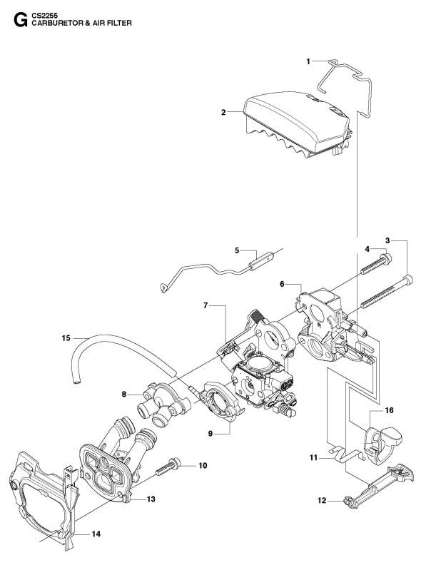 Jonsered Carburetor Diagram 95tridonicsignagede