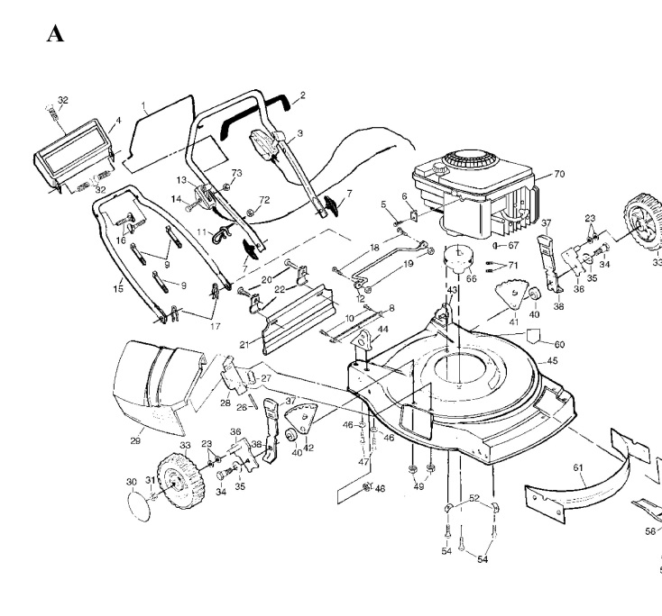 jet engine parts diagram