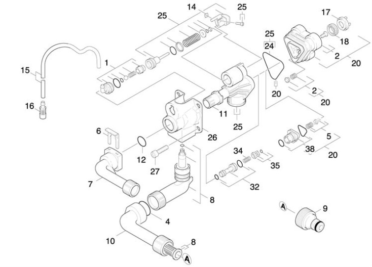 Karcher K3 99m Eur 1 423 230 0 Pressure Washer Housing