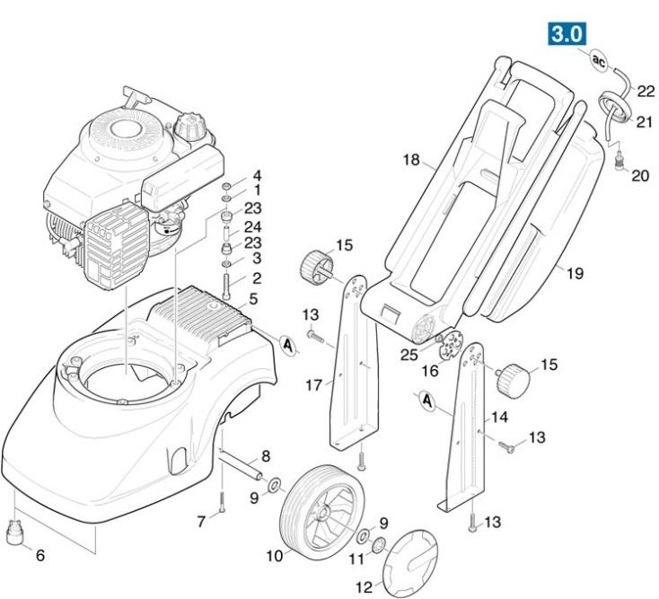 Karcher replacement pump for k205 (newer version)  b202 pressure washer - karcher 4550-5640