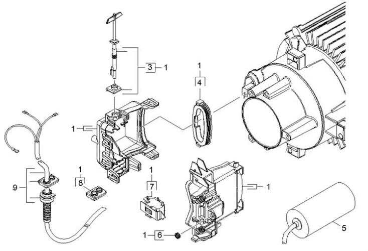 Karcher K6 750 Eu 1 167 600 0 Pressure Washer Electric