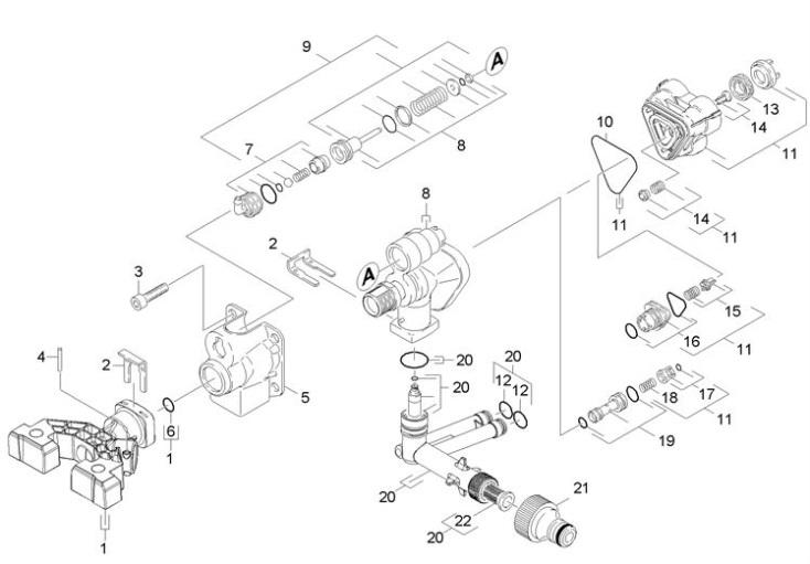 karcher k4 premium eu 1 180 310 0 pressure washer housing spare rh ransomspares co uk Karcher Hd3101dr Parts Karcher Electric Pressure Washer Diagram
