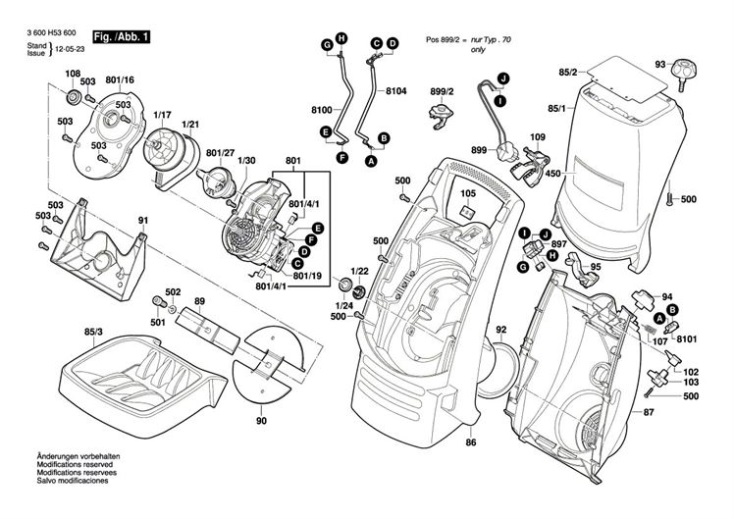 bosch axt rapid 2200  3600h53670  chopper diagram 1 spare
