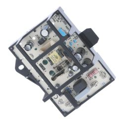 PC board assembly-mains power