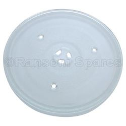 Glass Turntable Plate