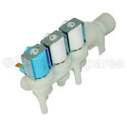 3 Way Solenoid Fill Inlet Valve