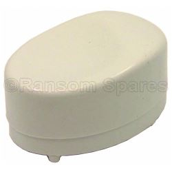 PUSH BUTTON KNOB WHITE PW GIUGIARO