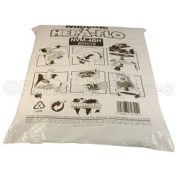 3 Layer Hepaflo Paper Bag x 10