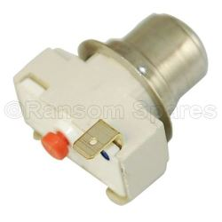 Thermostat White Incl Reset Button 3 Tag