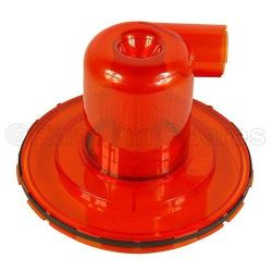 Base Genuine VAX C89-P7N-B Power 7 Cylinder Dirt Bin Handle Assembly Vacuum Cl