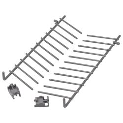 Top Upper Basket Plate Racks and Clips