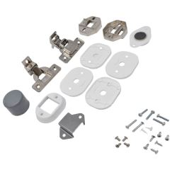 Installation Door Hinge Cupboard Kit