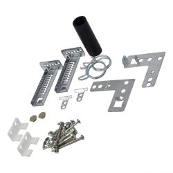 Integrated Cupboard Door Mounting Fixing Kit