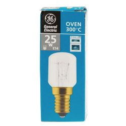 Universal Oven & Microwave Lamp 25W E14
