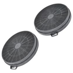 Charcoal Carbon Filter (Pack of 2) XS1