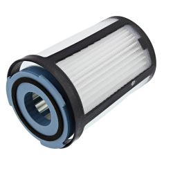 Filter With Safety Grid Mesh Cover