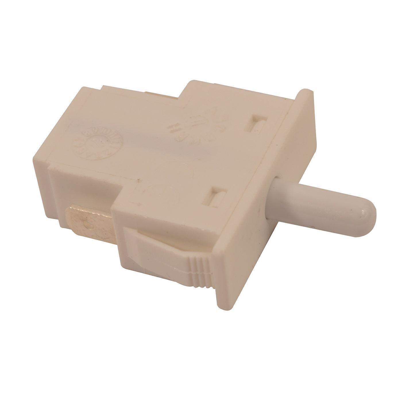 Genuine Hotpoint Fridge /& Freezer Lamp Bulb Light Switch