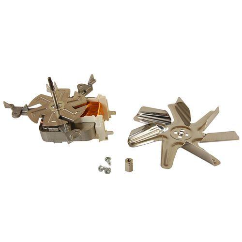 Genuine part number 00651461 Bosch Neff Siemens Oven Fan Oven Motor