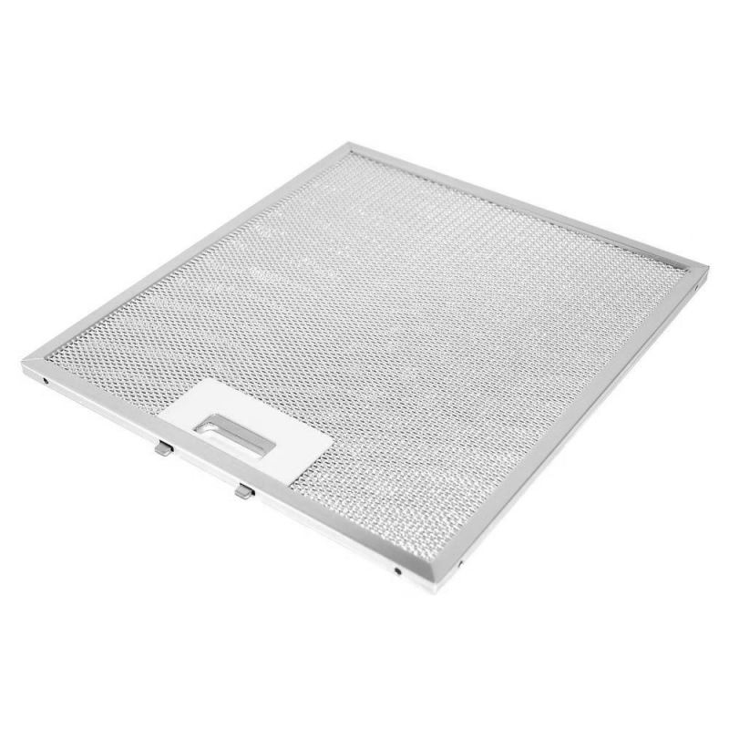 how to clean a metal mesh cooker hood filter