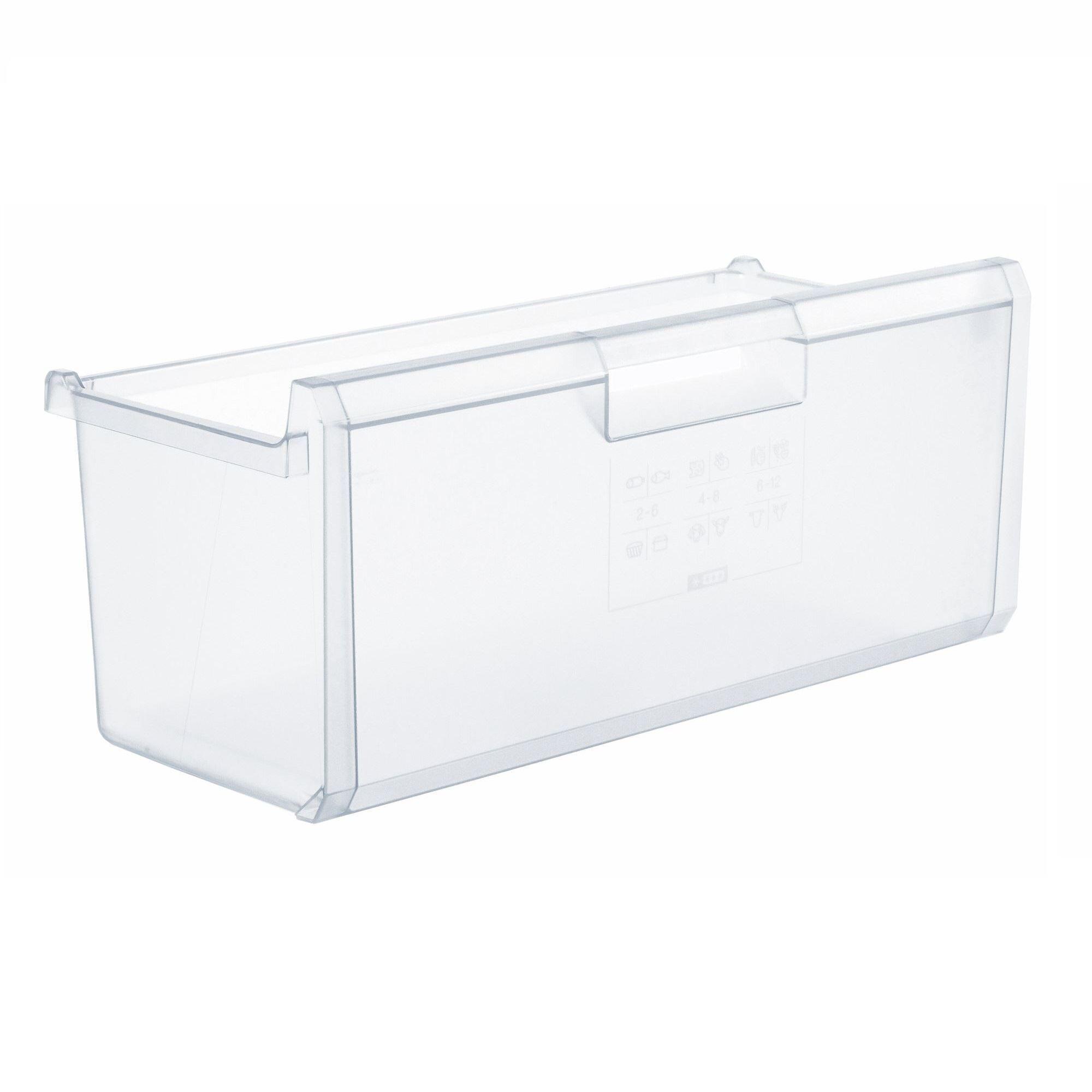 Bosch Freezer Bottom Lower Drawer Frozen Food Container Bin