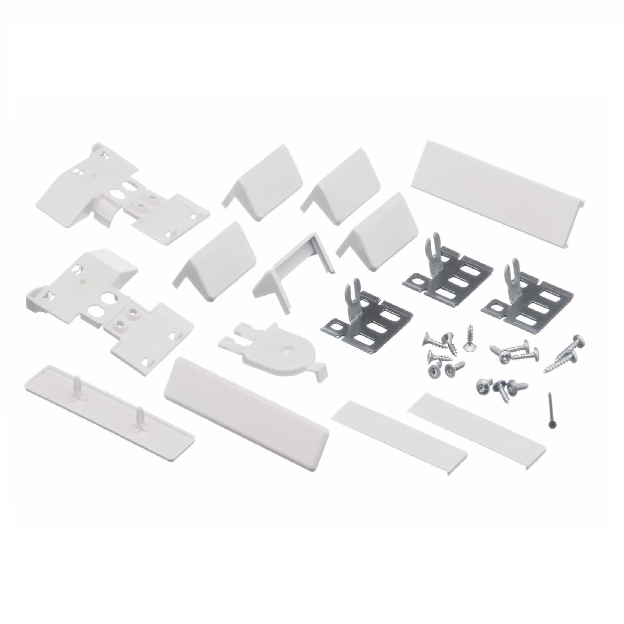 Bosch Neff Siemans Fridge Freezer Cupboard Decor Door Fixing Integration Kit